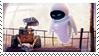 Wall-e + EVE stamp by the-emo-detective
