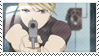 Riza Hawkeye stamp by the-emo-detective