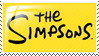 The Simpsons stamp. by the-emo-detective