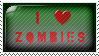 i heart zombies stamp by the-emo-detective