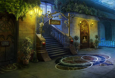 Lobby by Namkoart