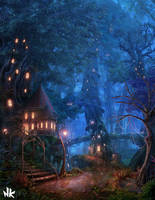 Tree House Forest