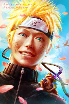 Naruto Selfy
