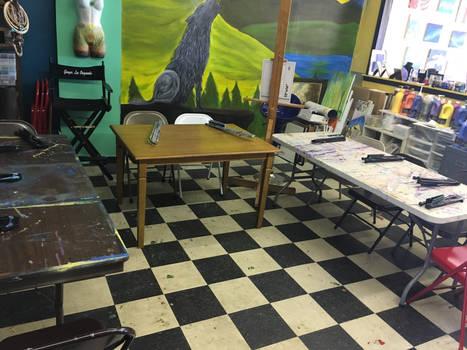Workshop in The Studio!