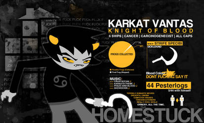 Karkat: Info-paper -Full view-