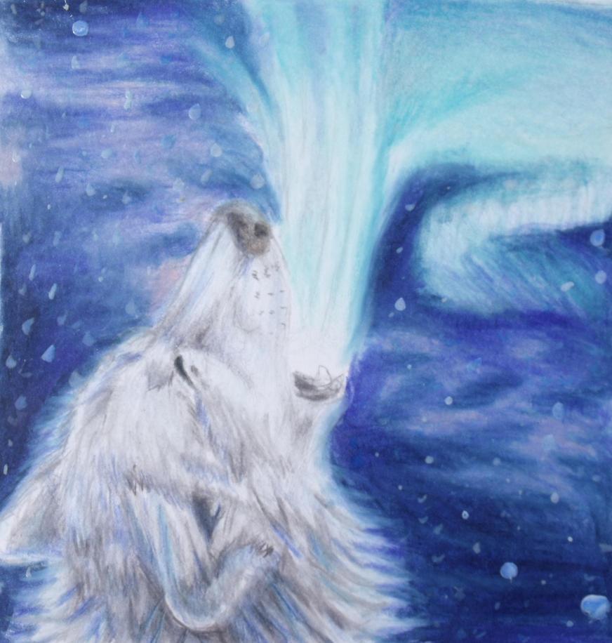 Singer of Light by AmandaUlfrica