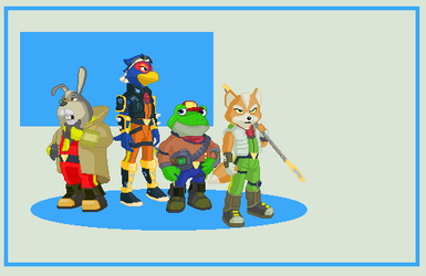 StarFox Adventures The team By J by JandMDev