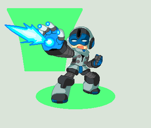 J's Mighty No. 9 Beck by JandMDev