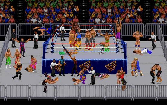 M's WWF Sprite Mayhem