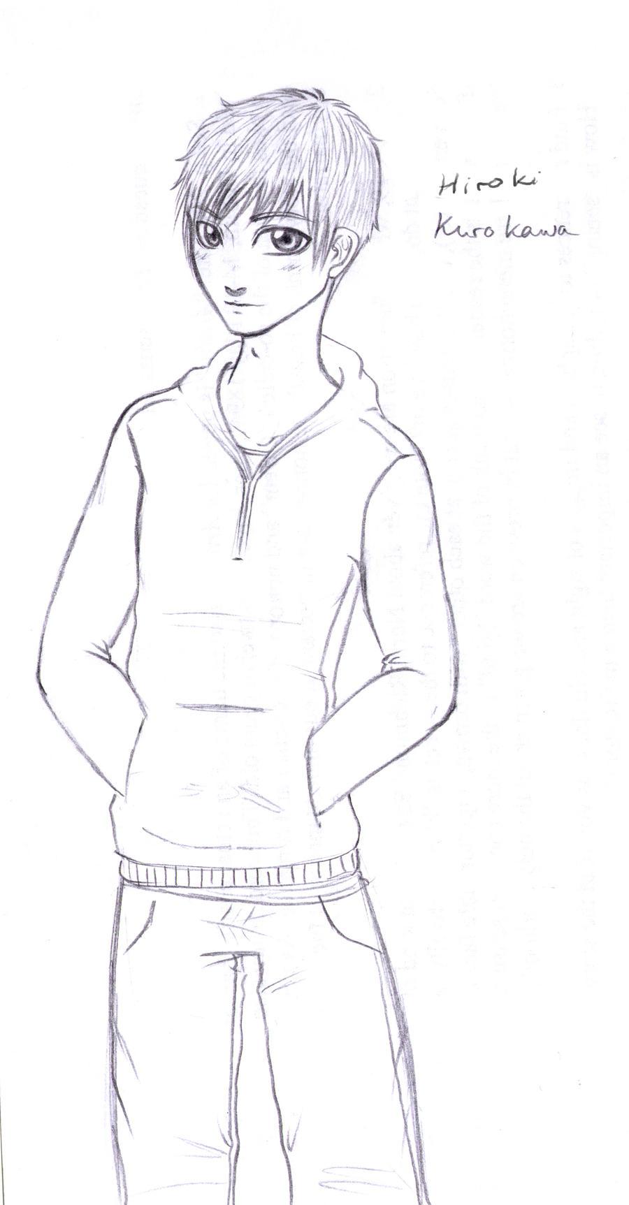Kurokawa Hiroki -best friend- by MightyMaki