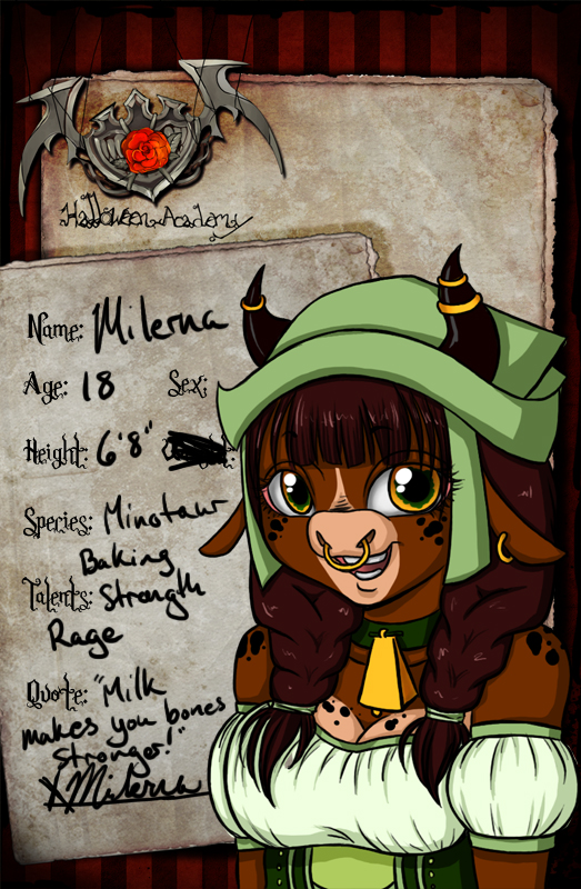 HA: Milerna-Temp sheet- by MightyMaki