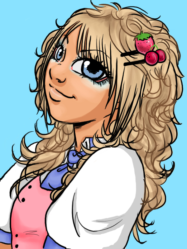 Reina's ID by MightyMaki