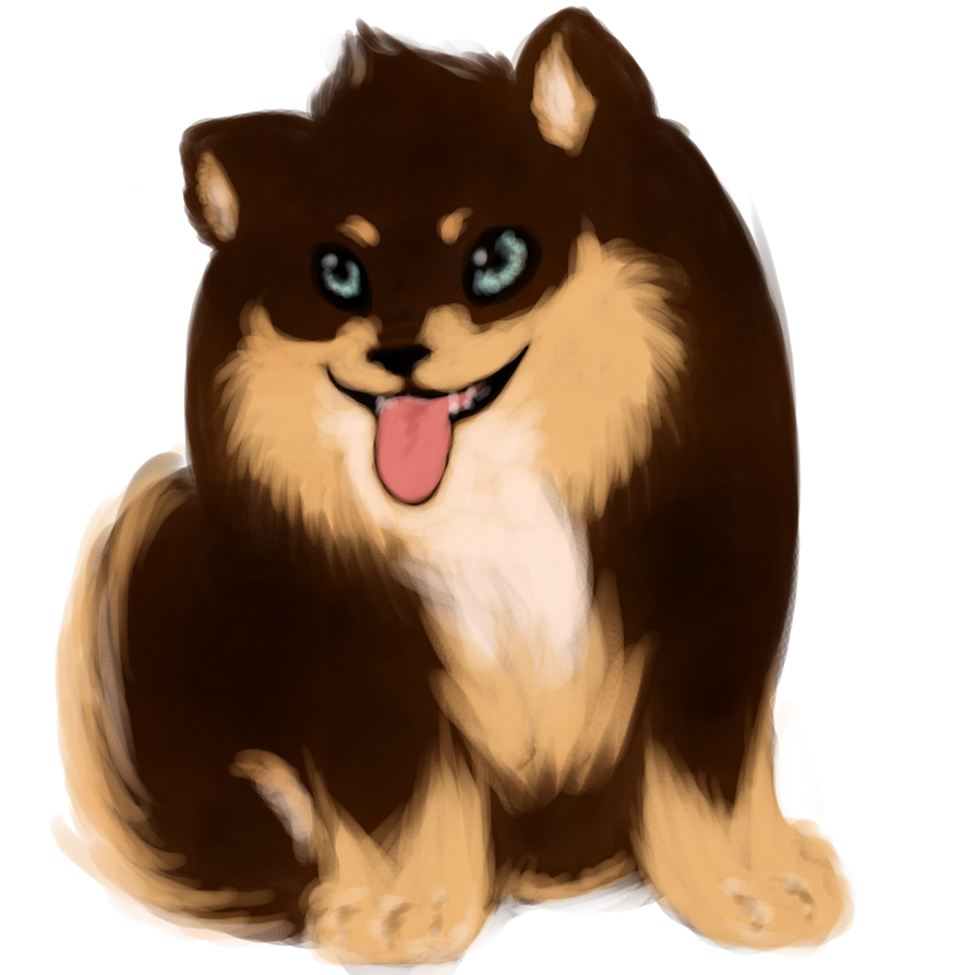 Cerberus Reina's puppy by MightyMaki