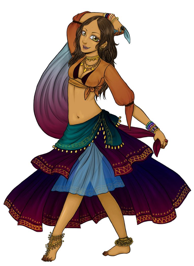 Sabine's fullbody by MightyMaki
