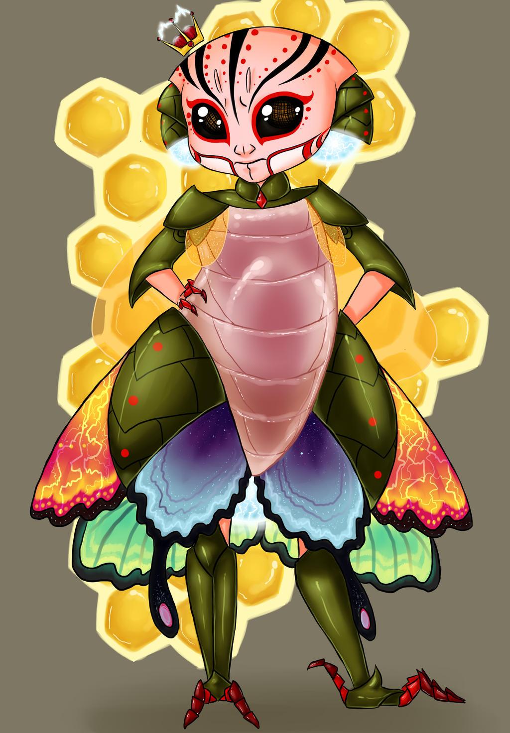 Princess Biyani by MightyMaki