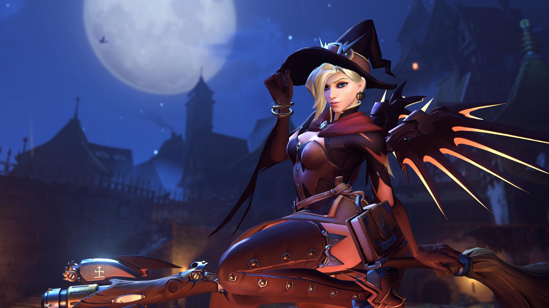 overwatch halloween skin concepts