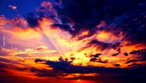 Magic sky by IoaSan