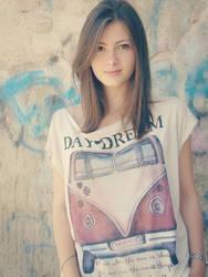 The dreamer by IoaSan
