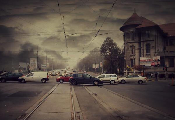 A light through mist IX by IoaSan