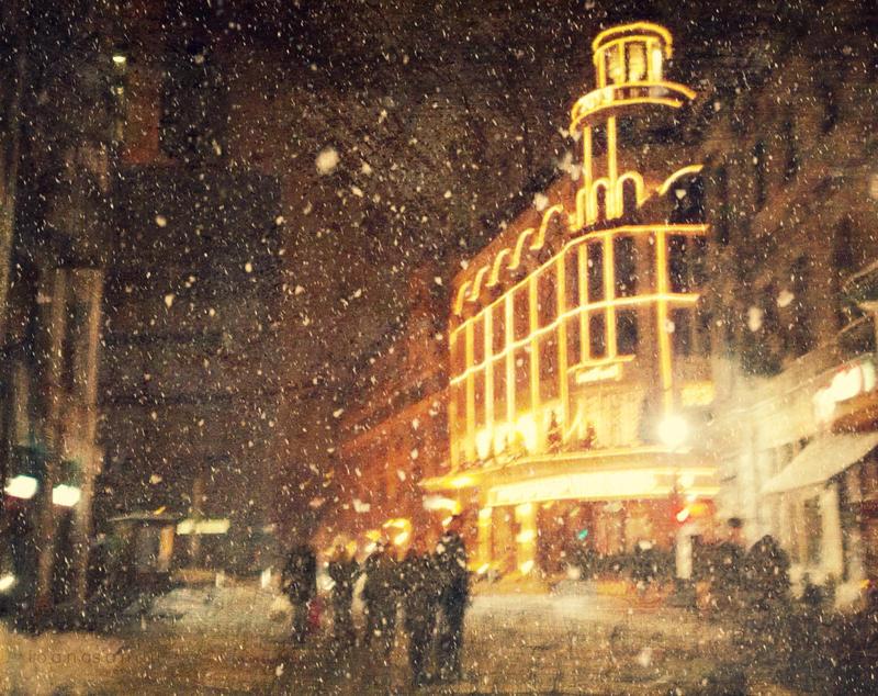 City lights by IoaSan