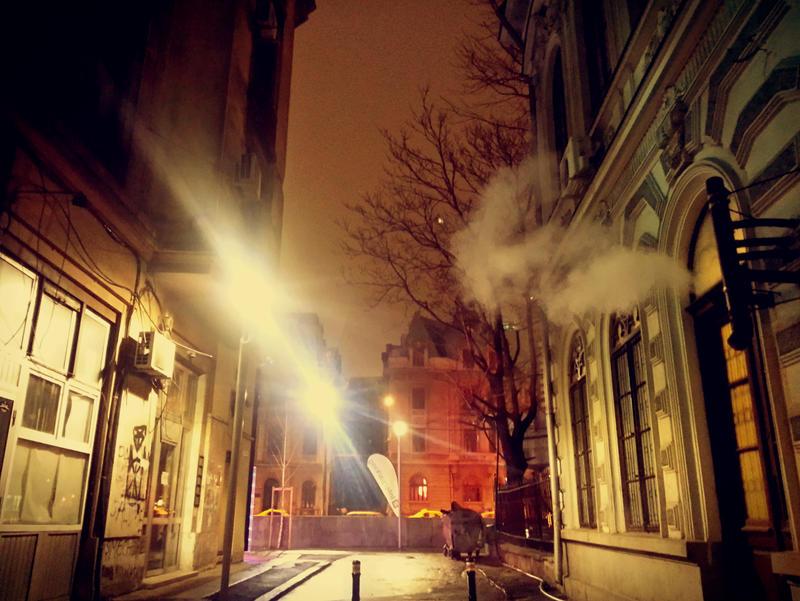 Spirit's street II by IoaSan