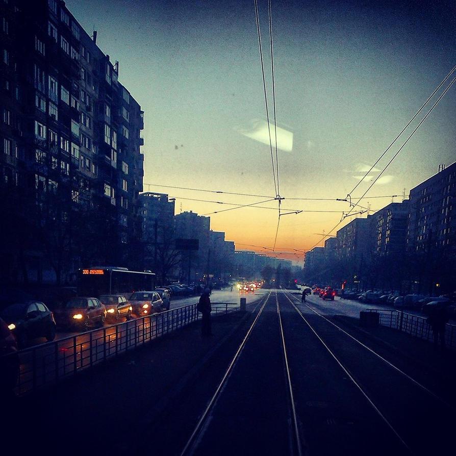 Morning light by IoaSan