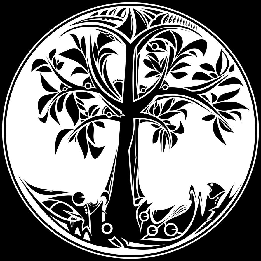 Life Tree By Froshellin On Deviantart