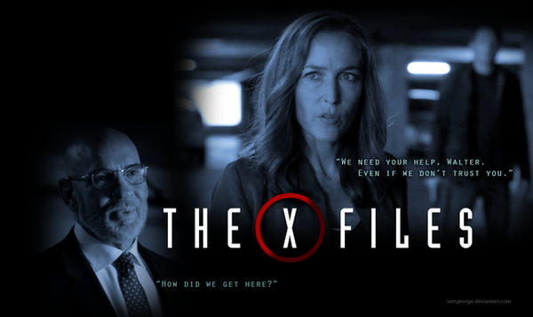 THE X FILES S11 Scully And Skinner 01 By Iamgeorge