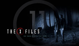 THE X-FILES S11 Mulder and Scully (02)