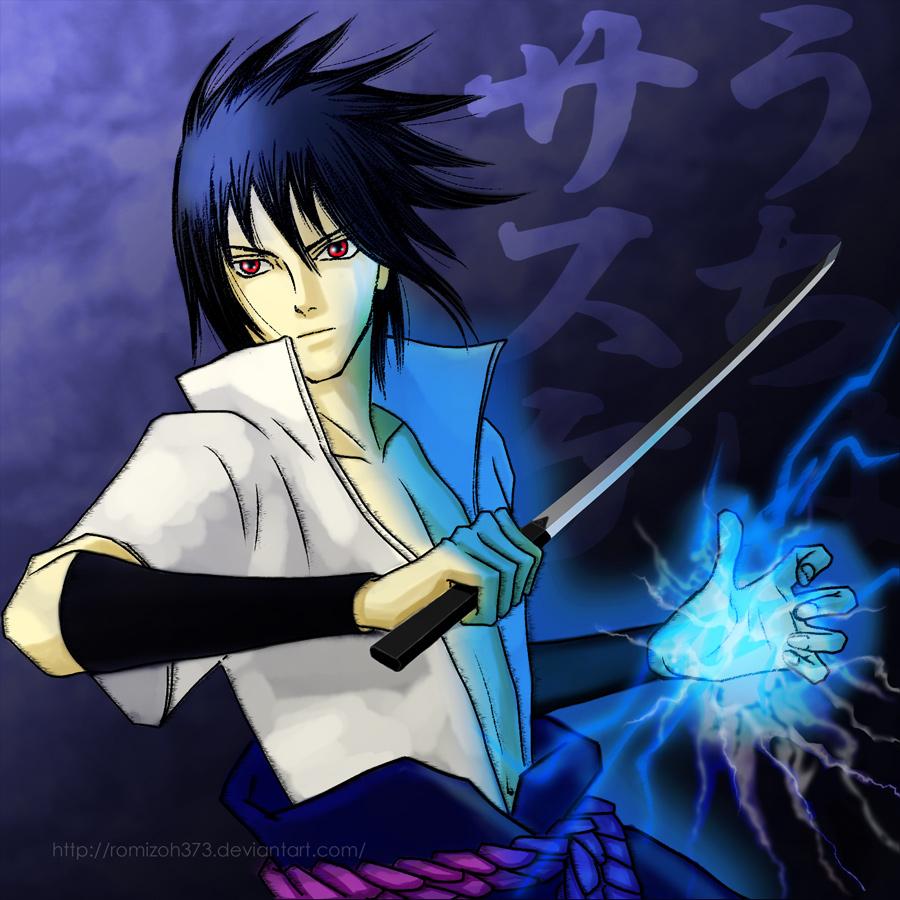 Sasuke Uchiha By Romizoh373 On DeviantArt