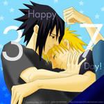 Happy SasuNaru Day!