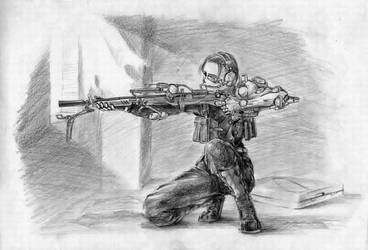sniper by ioroid