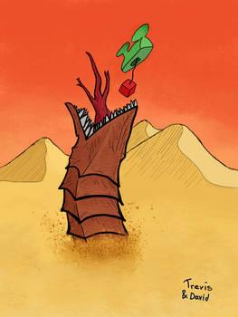 Sandworm attack