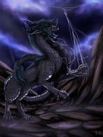 Stormbringer by secretsnowdragon9999
