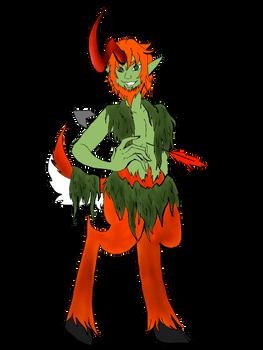 Cornelius Puck, Forest Spirit