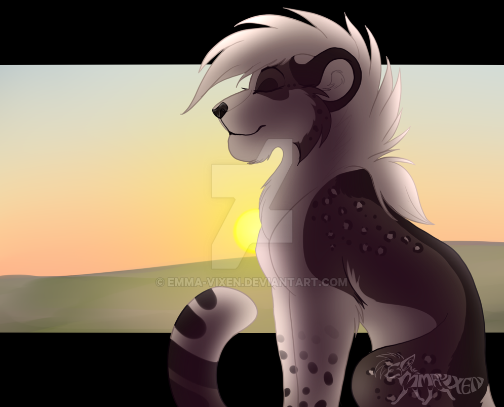 Smiled with the risin sun by Emma-Vixen