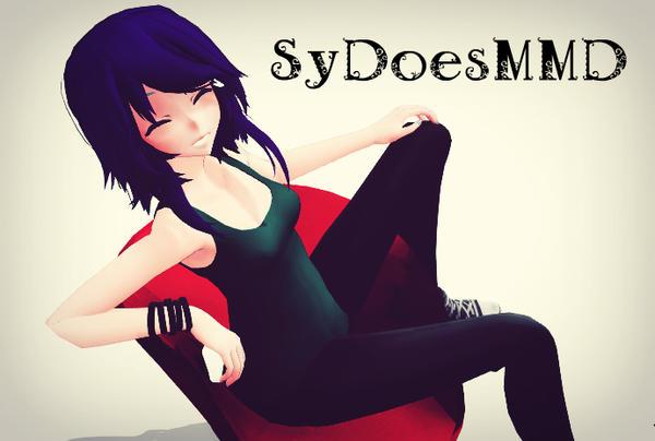 [MMD] Kind of a self model by o0Glub0o
