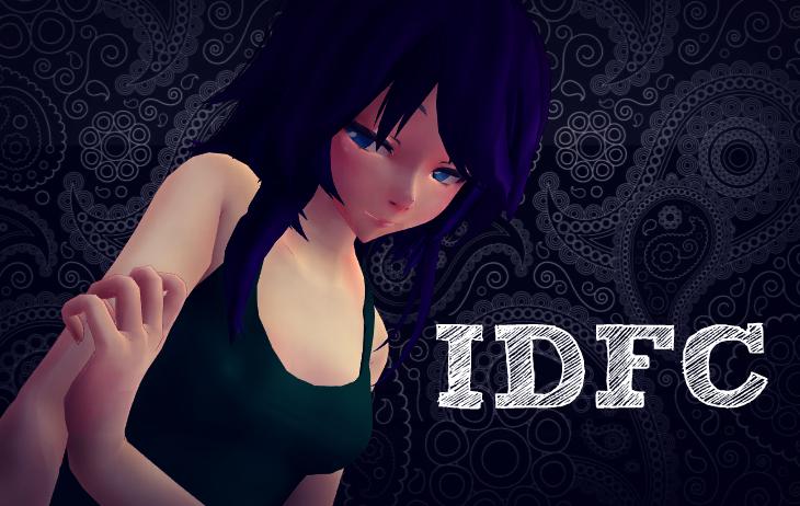 [MMD] IDFC by o0Glub0o