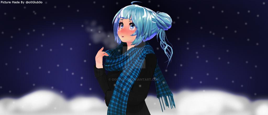 [MMD] Snow by o0Glub0o