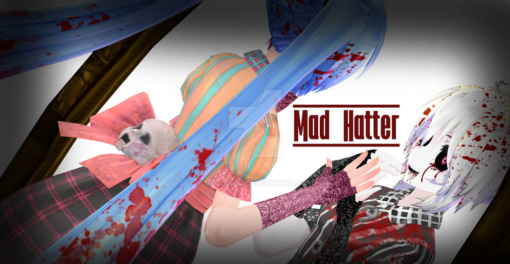 [MMD]  Mad Hatter by o0Glub0o