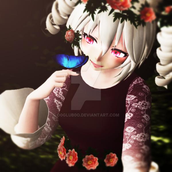 [MMD] Delicate Colors by o0Glub0o