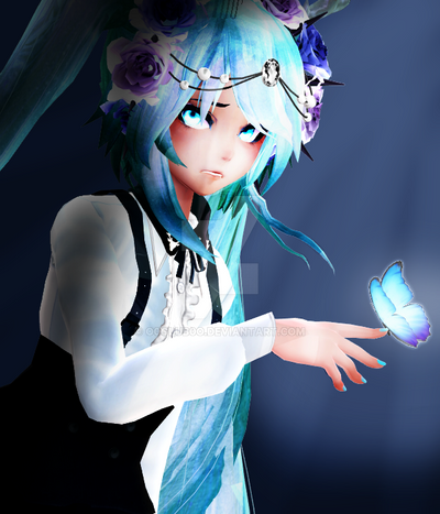 [MMD] The Butterfly Effect by o0Glub0o