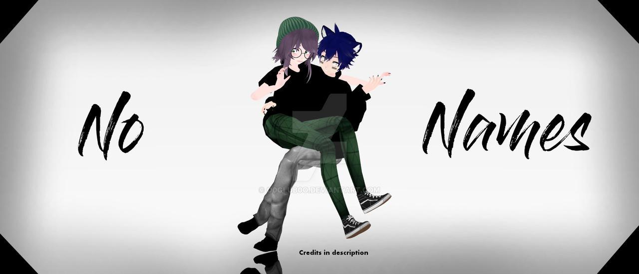[MMD NEW MODELS] No Names by o0Glub0o