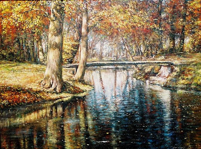 Landscape XI by marianmalecki