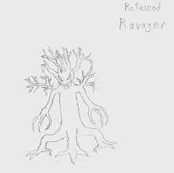 Monkey King Mythos - Rotwood Ravager by Laharl234