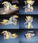 Derpy Beanie by Bunnygirl2190