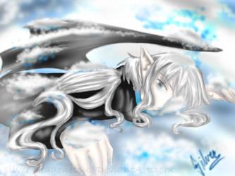 Frozen Heart by silver-dragonetsu