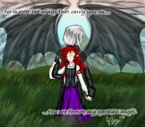Gaurdian Angel by silver-dragonetsu
