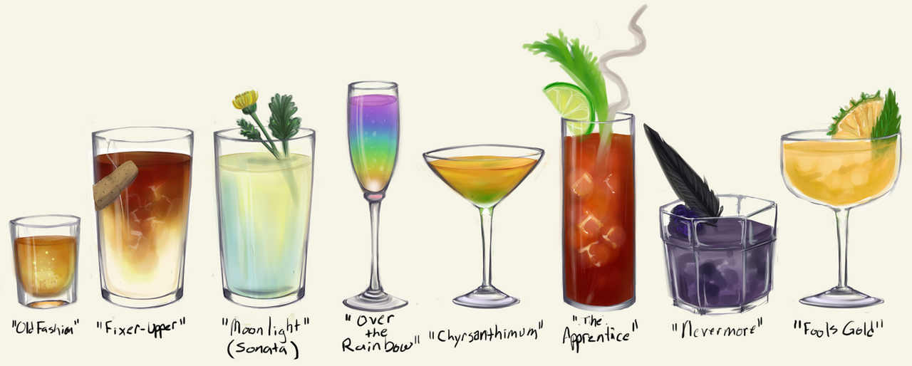 Caberet Cocktail Recipe — Dishmaps
