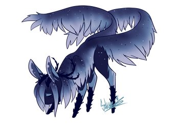 Briarling | [Closed] by silver-dragonetsu
